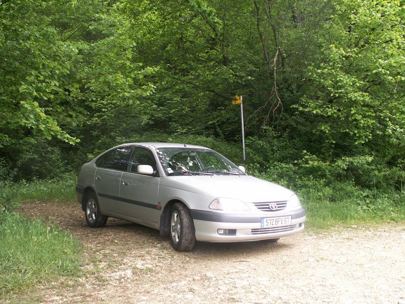 Bergam & ses Avensis PICT0001