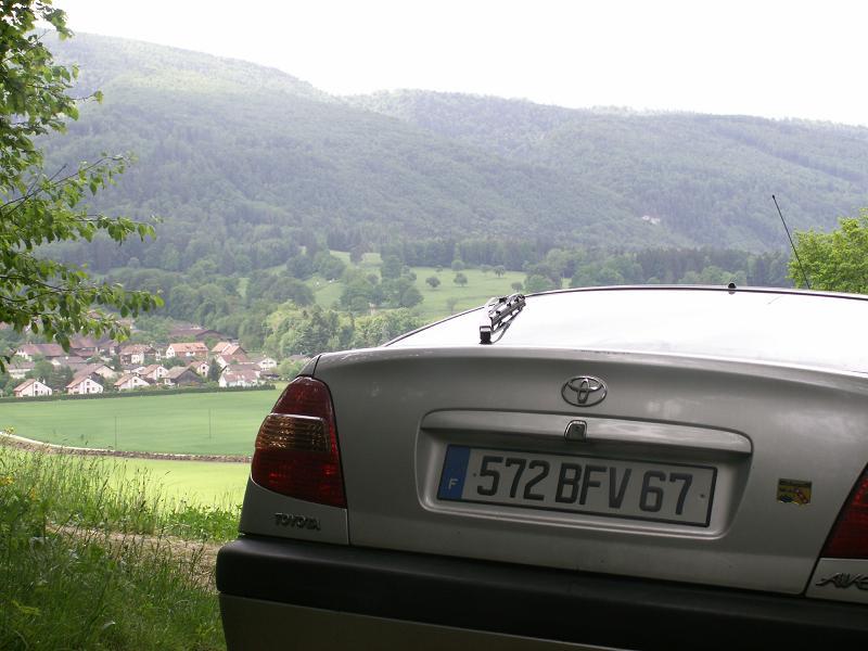 Bergam & ses Avensis PICT0004
